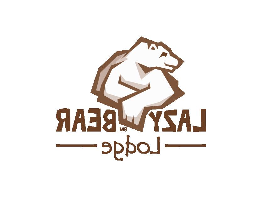 懒熊旅馆标志